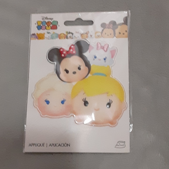 3 for $5 new disney iron on patch